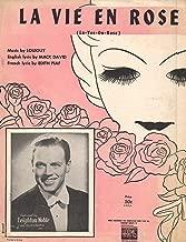Best la vie en rose english sheet music Reviews