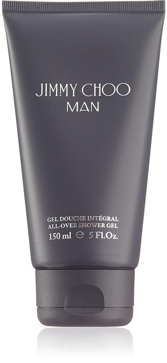 妖精チャップ回るジミーチュウ Man All Over Shower Gel 150ml