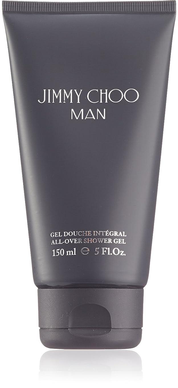 現実荒野ペットジミーチュウ Man All Over Shower Gel 150ml