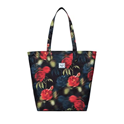 Herschel Supply Co. Mica (Blurry Roses) Tote Handbags