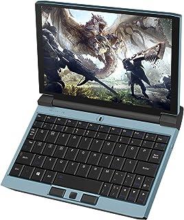 ONE-NETBOOK OneGx1 ゲーミングノートパソコン ( 日本語キーボード / Windows10 / 7インチ / 第10世代Corei5-10210Y / 12000mAhバッテリー / Wi-Fi6 / ブルー )(16+512...
