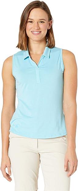 Fashion Sleeveless Polo