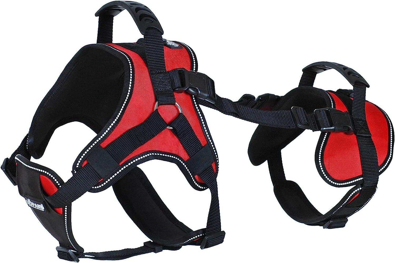 Elegant Doggie Stylz Multi-Functional Max 65% OFF Full-Body Lifting Vest Harness Dog