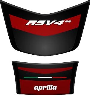 Shiver 900//750 // GT RSV4 // Factory//RF//RR Paraserbatoio Laterale Grip Pad M per Aprilia RSV Mille RSV4 1100 Factory Tuono 1000// R Tuono V4 R // 1100 RR//Factory