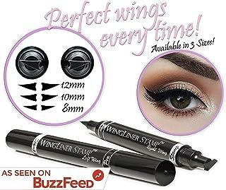 Winged Eyeliner Stamp – WingLiner by Lovoir (8mm Mini, Midnight Black)