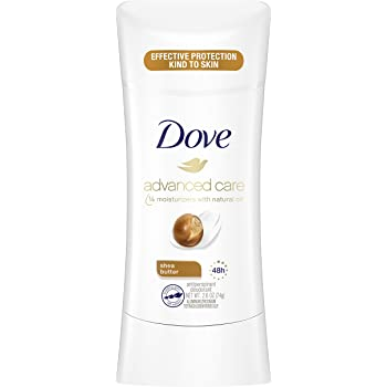 Dove Advanced Care Antiperspirant Deodorant Shea Butter 2.6 oz