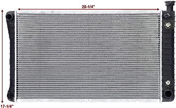 Sunbelt Radiator For Chevrolet C1500 C2500 K1500 K2500 4.3L 5.0L V6 V8 Must Measure core SEE PHOTO