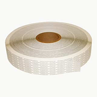 Ludlow T-Tak HD Double-Sided Tissue Tape: 2 in x 433-1/3 yds. (Natural)