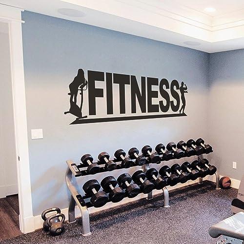 Gym room decor: amazon.com