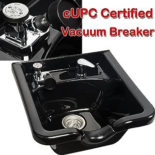 Shampoo Bowl Hair Sink with cUPC Vacuum Breaker for Salon