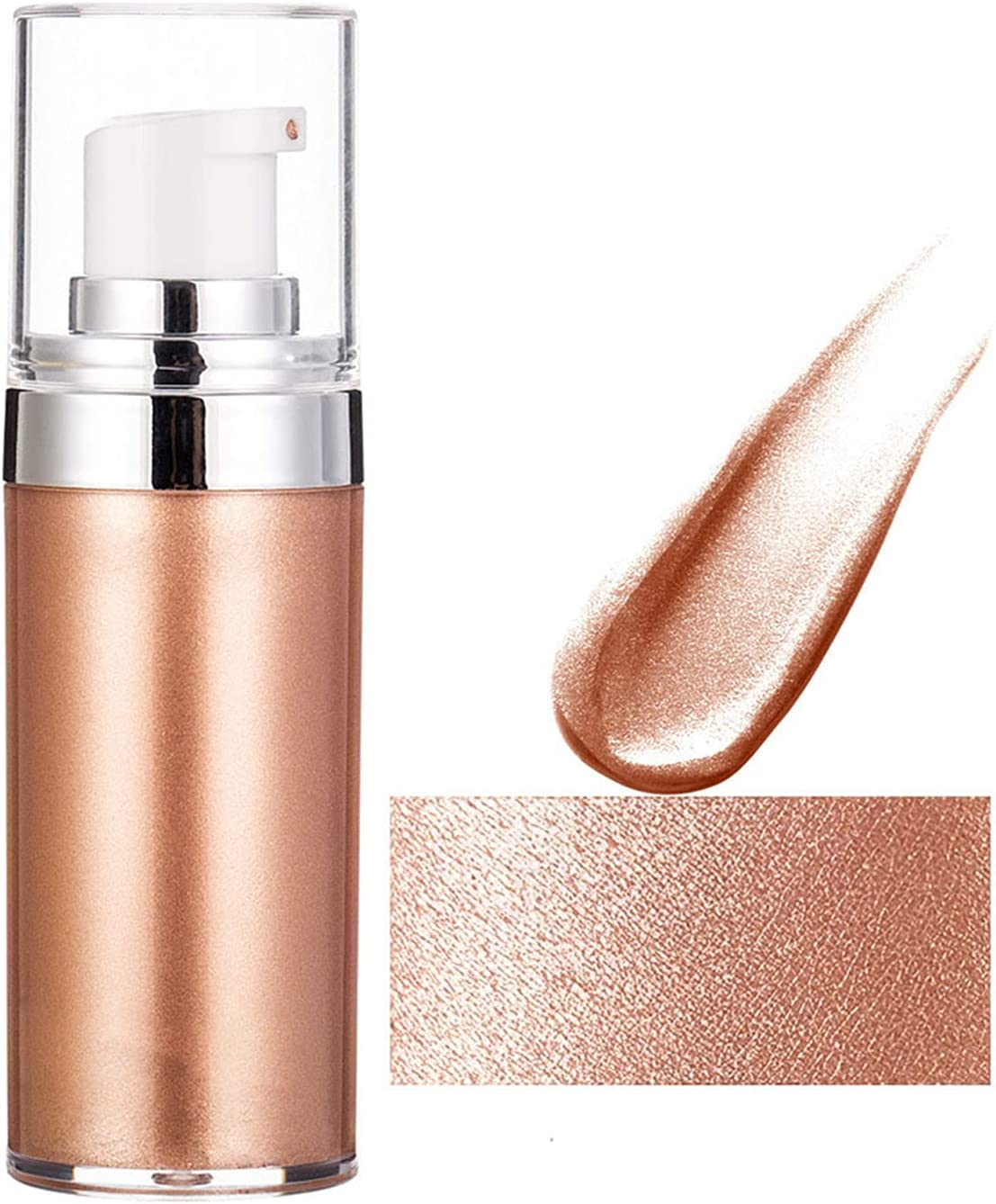 PPJSKS Hydrating Ranking TOP9 Body Shimmer Inventory cleanup selling sale Face Illuminator Glow Liquid
