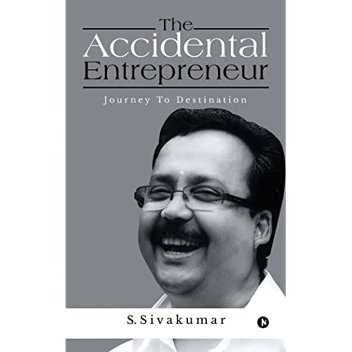 The Accidental Entrepreneur : Journey To Destination