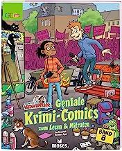 GEOlino Wadenbeisser - Geniale Krimi-Comics Band 8: Zum Lesen & Mitraten