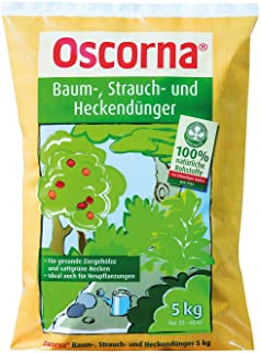 Oscorna - Abono para árboles, arbustos y setos (10,5 kg)