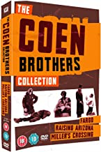 The Coen Brothers Collection - Fargo/Raising Arizona/Miller's Crossing
