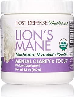 lions mane stamets