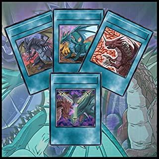 Yugioh DM Classic Collection Card (The Eye of Timaeus The Fang of Critias The Claw of Hermos Legend of Heart) Yugioh Duel Game Cards
