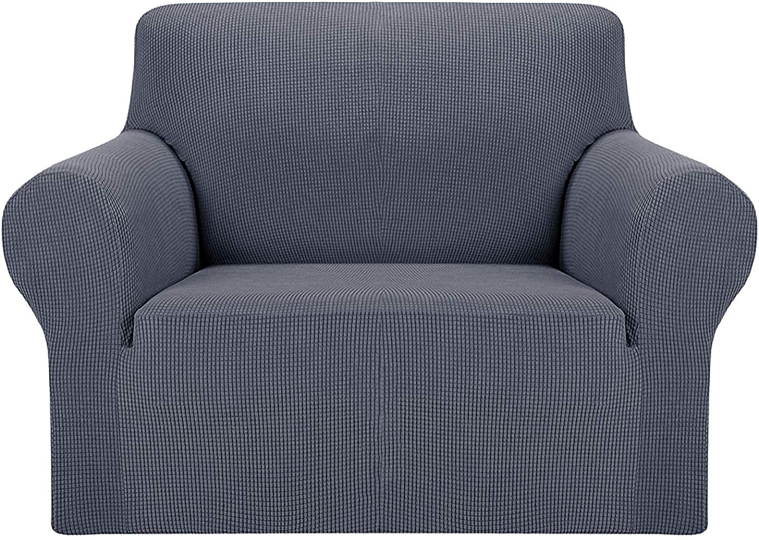 AlGaiety Stretch Chair Couch Cover Slipcover, Furniture Protector Spandex 1-Piece Sofa Cover (35