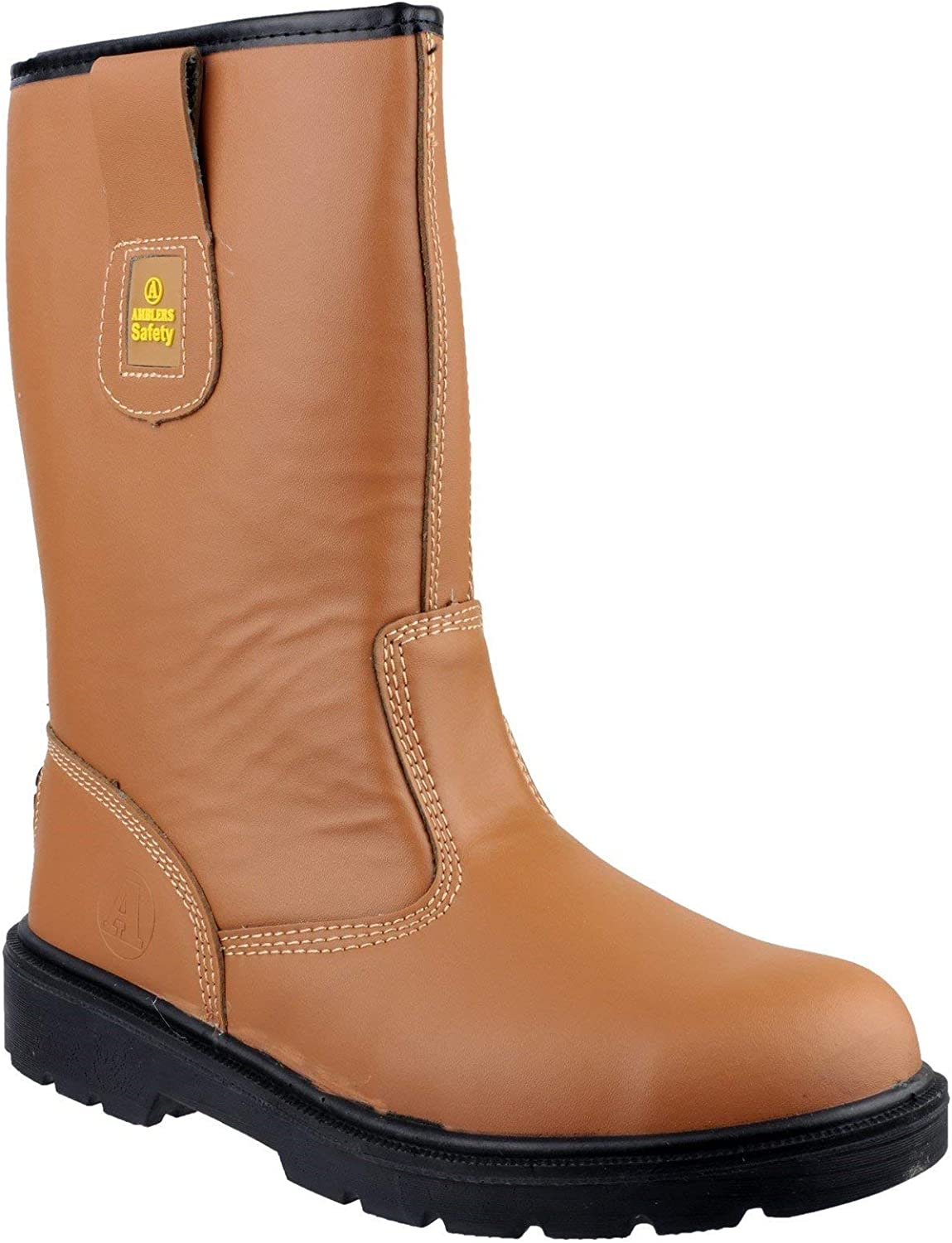 Amblers Safety FS124 Safety Rigger Boot Mens Boots