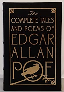 The Complete Tales and Poems of Edgar Allan Poe with Selections from His Critical Writings (Leatherbound)