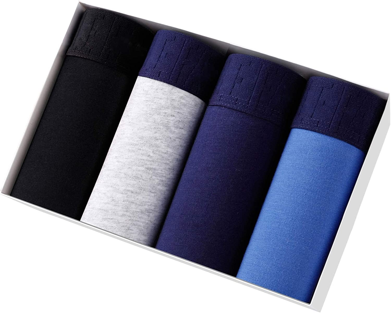 NXDRSM Men's Boxer Shorts Underpants Set Soft Super Special Directly managed store SALE held