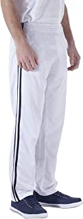 Best white warm up pants Reviews
