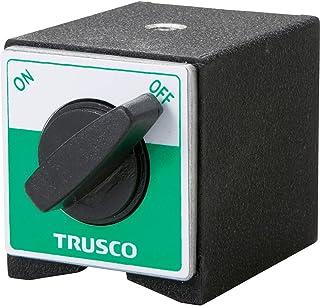 TRUSCO(トラスコ) αマグネットホルダ台 吸着力800N TMH80A