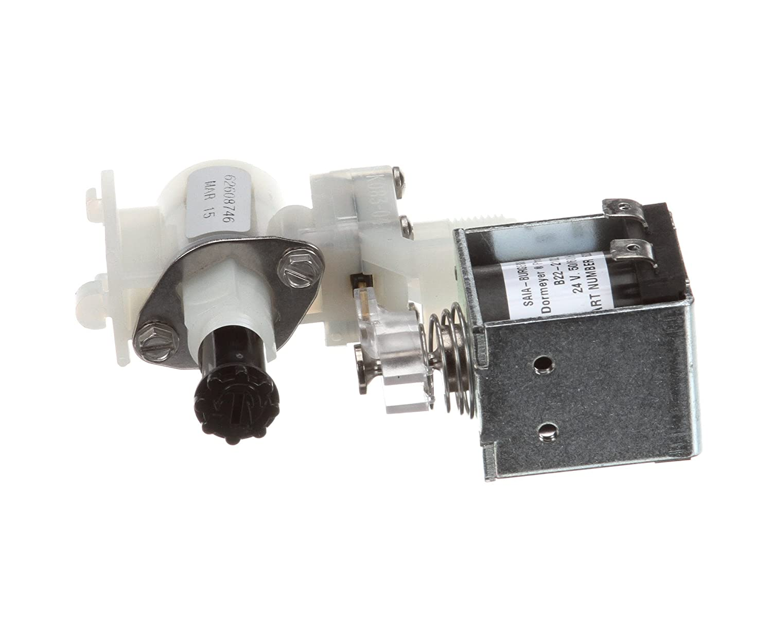 Cornelius 1037874 Max depot 65% OFF Syrup Solenoid Assembly Gpm Val 0.21