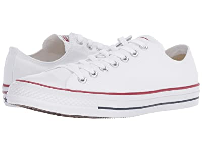 Converse Chuck Taylor(r) All Star(r) Core Ox (Optical White) Classic Shoes