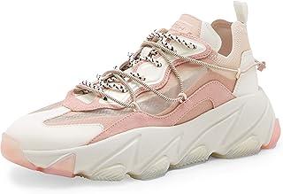 ASH Women's Extra bis High Platform Sneaker Casual Walking Shoes for Travel/Walking/Casual/Sport