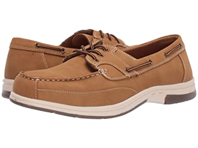Deer Stags Mitch Boat Shoe (Light Tan) Men