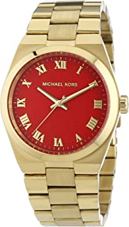 Michael Kors MK5936 Ladies Channings Gold Plated Watch