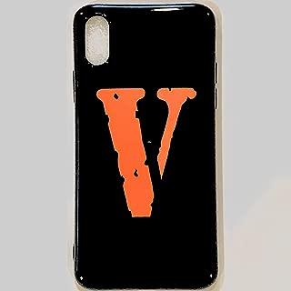 Vlone Urban Street Fashion Slim Shock Absorbing Protective Stylish Case (iPhone Xs Max)