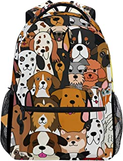 ALAZA Large Backpack Laptop iPad Tablet School Bag with Multiple Pockets