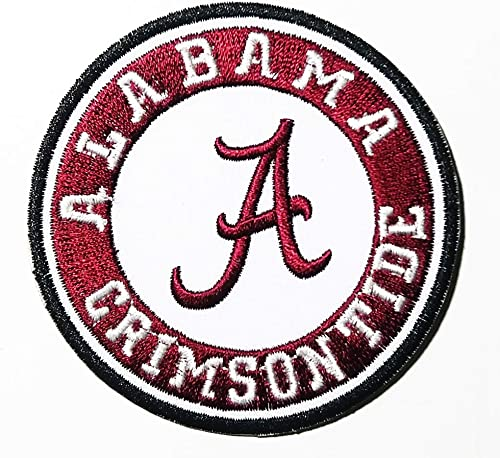 The Sport of American Football Letter A Logo Patch Embroidered Sew Iron On Patches Badge Bags Hat Jeans Shoes T-Shirt...