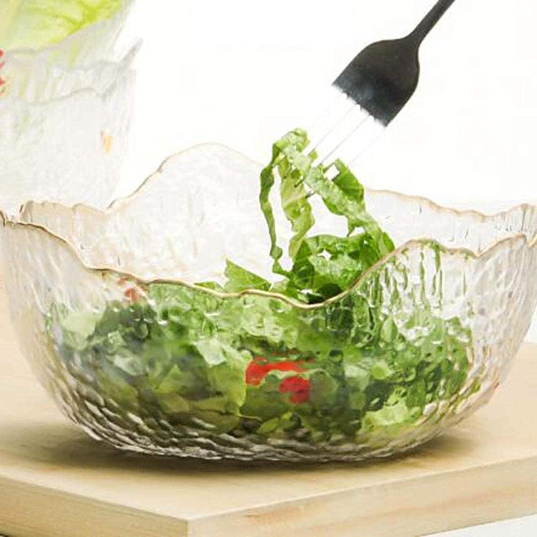 JYHF Salad Bowl Glass Japanese Crystal Creative Sale special price trust