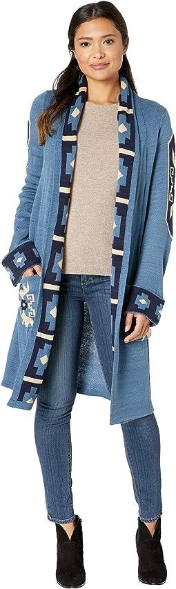 Long Sleeve Duster Cardigan
