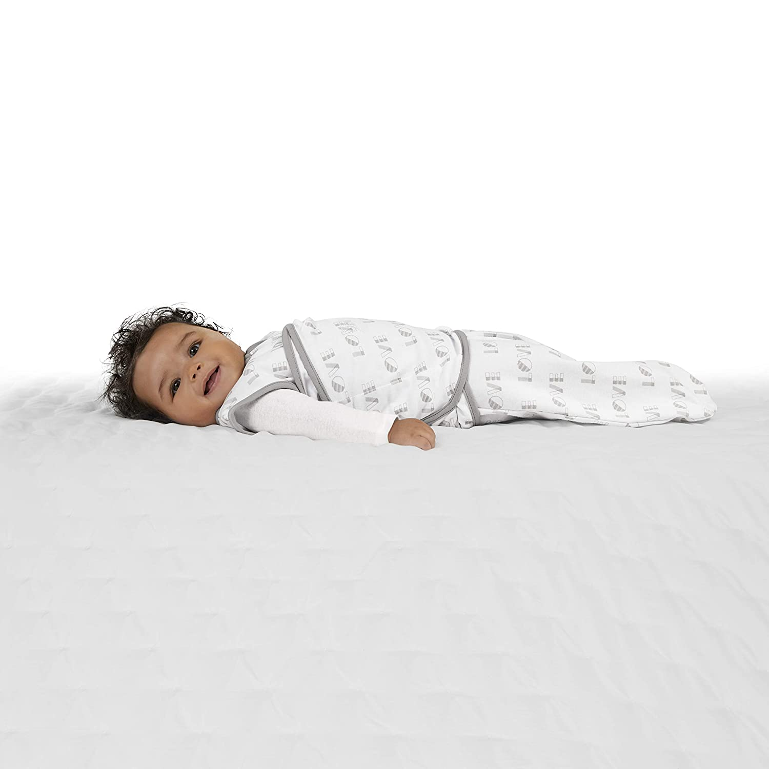 1-Pack Size Extra Large 6-9 Months Lil Off Roader/ SwaddleMe Arms Free Convertible Swaddle