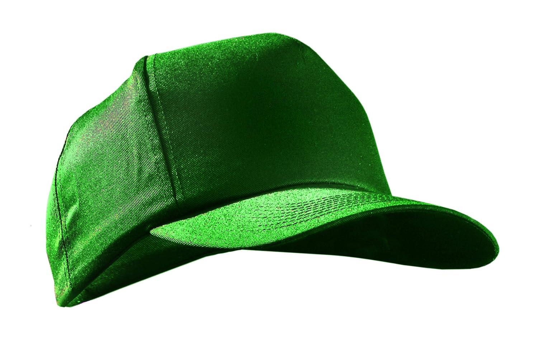 Occunomix V410-B05 Vulcan Baseball Bump Cap, Green