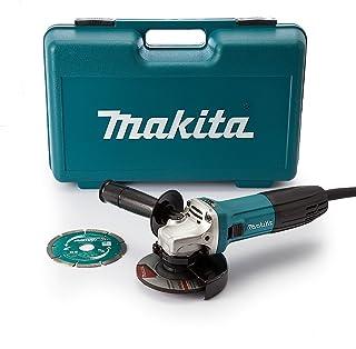 Makita GA4530RKD Angle Grinder Slide Switch, 115 mm, 720 W