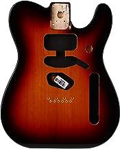 Fender Deluxe Stratocaster Telecaster - Alder - 3-Color Sunburst