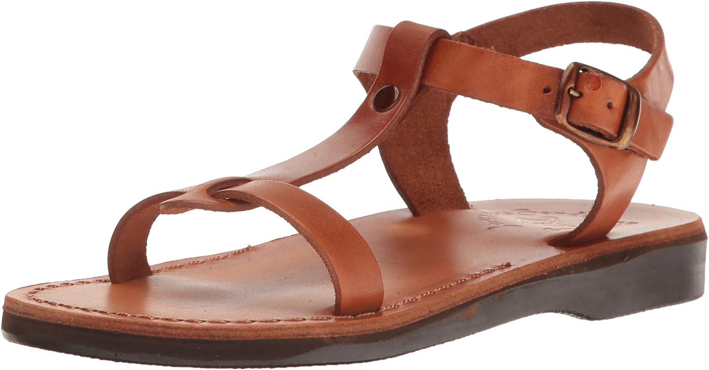 Jerusalem Sandals Womens Bathsheba Flat Sandal