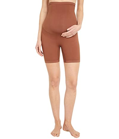 Belly Bandit Thighs Disguise Maternity Support Shorts (Cocoa) Women