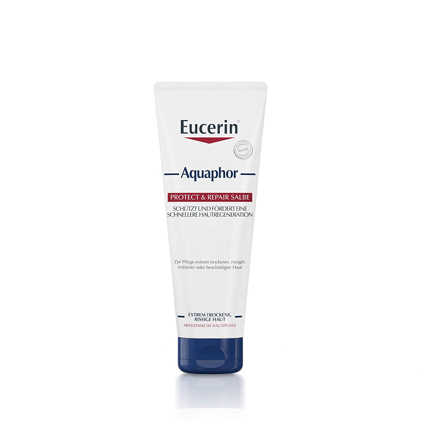 あなたが良くなります豪華な異邦人Eucerin Aquaphor Soothing Skin Balm 220ml - EucerinのAquaphor心地よいスキンクリーム220ミリリットル (Eucerin) [並行輸入品]
