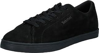 حذاء أوكسفورد رجالي من الجلد مطبوع عليه صورة حديقة فريق تيمبرلاند