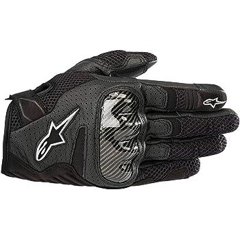 Alpinestars Womens Stella SMX-1 Air V2 Gloves LARGE BLACK FUCHSIA