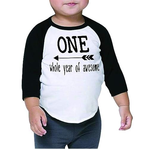 Toddler//Kids Long Sleeve T-Shirt My Papa in Oklahoma Loves Me