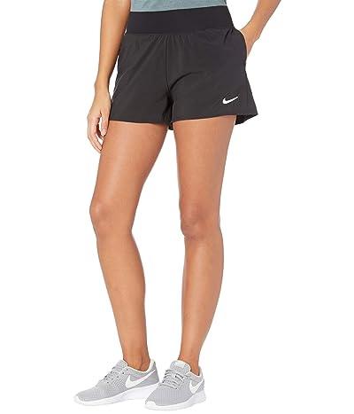 Nike NikeCourt Victory Dry Shorts (Black/Black) Women