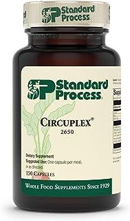 Standard Process Circuplex - Whole Food RNA Supplement, Nervous System Supplement, Vascular Supplement, and Blood Circulat...