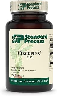 Standard Process - Circuplex - 150 Capsules